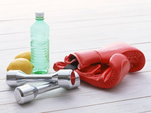 вода и спорт