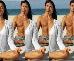 йога в медитации