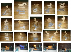 символ года лошадь сувенир подарок