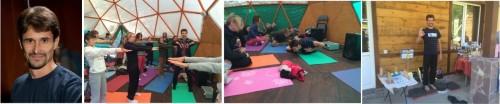 Марат Салимуллин инструктор йоги и системы «Белояр»