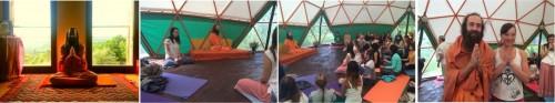 Ом Баба мастер йоги из Индии