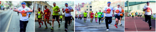 Уфимский марафон 27 сентября